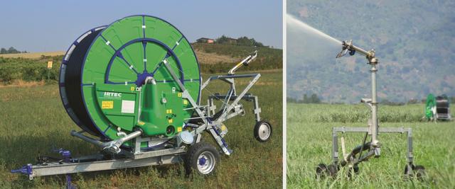 irrigatori semoventi zoomac macchine agricole